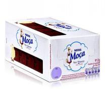Chocolate moça leite condensado 38g c/ 24 unidades - nestlé -