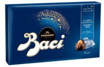 Chocolate nestlé perugina baci - clássico original dark 171g - caixa presente -