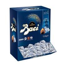 Chocolate nestlé perugina baci - pralinés amargo 1,5kg -