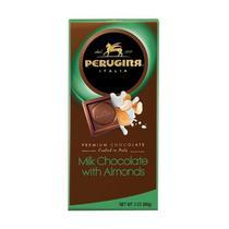 Chocolate perugina ao leite com amendoa 86gr val:01/10/20 -