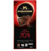 Chocolate premium nestlé perugina - extra dark 70% 86g -