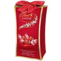 Chocolate recheado lindt lindor - ao leite 75g - edição limitada -