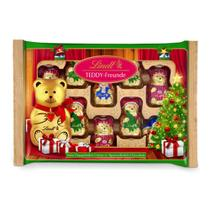 Chocolate Recheado Lindt Mini Teddy Bear Pack- 100g- Edição Limitada