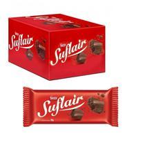 Chocolate Suflair Ao Leite Nestlé 50gr - Caixa 20 Unidades -