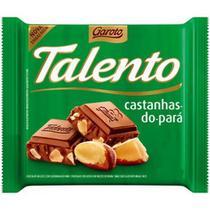 Chocolate Talento Castanha 90gr (Verde) - Garoto