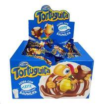 CHOCOLATE TORTUGUITA LEITE 18g C/ 24 UNIDADES - ARCOR -