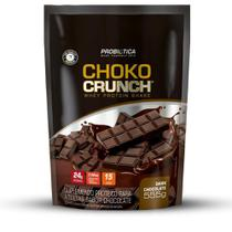 Choko Crunch Whey Protein 3W Shake 555 g - Probiótica -