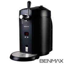 Chopeira Elétrica Maxicooler Benmax Termoelétrica Black 5 Litros Preta Bivolt BMMCB -