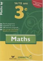 Chouette maths 3e - Hatier