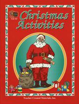 Christmas activities - Teacher Created Materials