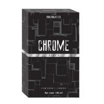 Chrome Black Fiorucci  Perfume Masculino Deo Colônia -