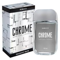 Chrome Fiorucci- Perfume Masculino - Deo Colônia - 100ml -