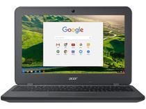 "Chromebook Acer C731T-C2GT Intel Celeron Dual-Core - 4GB 32GB Touch Screen 11,6"" Chrome OS"