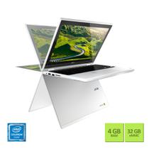 Chromebook Acer CB5-132T-C9F1 Intel Celeron Quad Core 4GB 32 eMMC