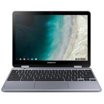 Chromebook Plus Samsung 2 em 1 Intel Celeron Tela 12.2'' LED FULL HD 4GB Chrome OS -