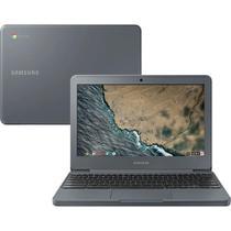 "Chromebook Samsung Intel Celeron NN3060 16GB Tela de 11,6"" HD LED -"