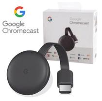 Chromecast  Google espelhamento Netflix You Tube aplicativos
