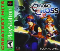 CHRONO CROSS - Playstation - Square