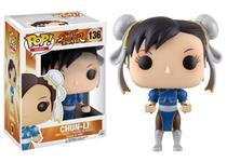 Chun Li 136 - Street Fighter - Funko Pop! Games -