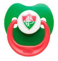 Chupeta Fluminense Silicone Bico Orto Tam 1 - Lolly -