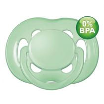 Chupeta Free Flow BPA Free 6-18 meses Single Pack VERDE  Phi - Philips avent