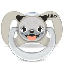 Chupeta Funny Animais Tam.1 (0 a 6m) - Cachorro - Lillo -
