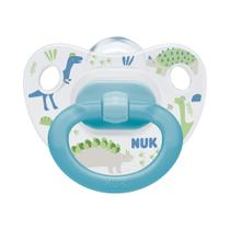 Chupeta nuk decorada boy - 6+ meses -