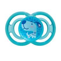 Chupeta Perfect 6m+ Azul Cachorrinho Mam 2891 -