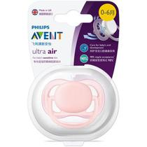 Chupeta Philips Avent Ultra Air 0 A 6 Meses Rosa