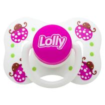 Chupeta Zoo Borboleta Bico Red +6M - Lolly -