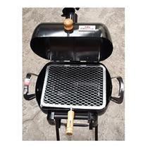 Churrasqueira A Carvão Mini Grill Bafo Mc-70 Com Pé - Minasca