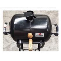 Churrasqueira A Carvão Mini Grill Bafo Mc-70 Para Mesa - Minasca