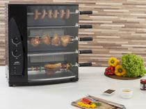 Churrasqueira à Gás GLP Arke Vitta Premium  - com 5 Espetos
