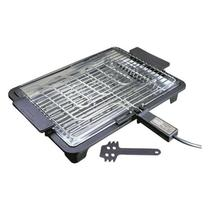 Churrasqueira elétrica 1700 wats Anurb PLATINUM Preta 220V -