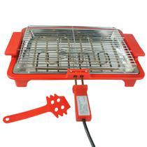 Churrasqueira Elétrica Platinum Grill 127 V VM 490 Heynox -
