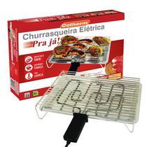 Churrasqueira Elétrica Portátil Cotherm Pra Já 1200W -