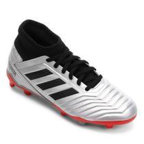 Chuteira Campo Infantil Adidas Predator 19 3 FG -