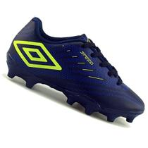 Chuteira Campo Infantil Umbro Speed IV Jr 800874-736 -