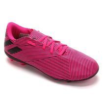 Chuteira Campo Juvenil Adidas Nemeziz 19 4 FG -