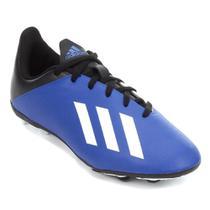 Chuteira Campo Juvenil Adidas X 19 4 FG -