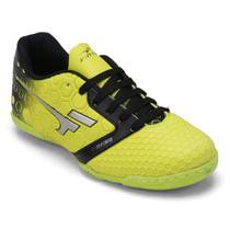 7c0253635b Chuteira Finta Indoor F-Speed Amarelo Neon Preto Prata 10117182
