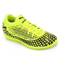 Chuteira Futsal Infantil Puma Future 4.4 IT Jr -
