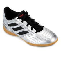Chuteira Futsal Juvenil Adidas Predator 19 4 IN -