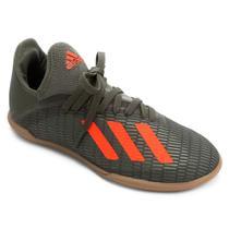 Chuteira Futsal Juvenil Adidas X 19 3 IN -