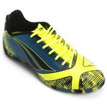 Chuteira Futsal Penalty Victória RX 2 Vl Masculino - Azul Amarelo 779a92c247e50