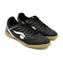 Chuteira Indoor Futsal Preta - Dsix - Dray artigos esportivos
