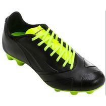 f4b0ee4e38 Chuteira Penalty Campo Victoria RX VI Black Volt 2141029