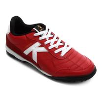 Chuteira Society Flamenco Kelme TF -