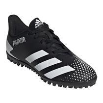Chuteira Society Juvenil Adidas Predator 20 4 -