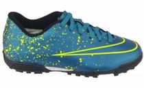 Chuteira Society Mercurial Votex II TF Junior - Nike